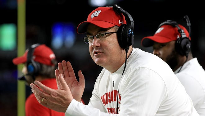 Head coach Paul Chryst and his UW football team received two commitments this weekend,