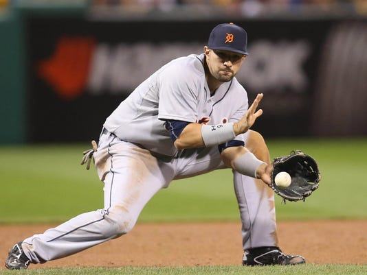 MLB: Detroit Tigers at Pittsburgh Pirates
