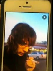 Snapchat video showing Parker Drake after he was coaxed to jump off the jetty in Manasquan into the frigid Atlantic for cigarettes and $20.00