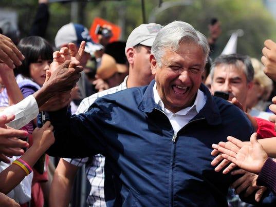 MEXICO-POLITICS-ECONOMY-ENERGY-PROTEST-LOPEZ OBRADOR