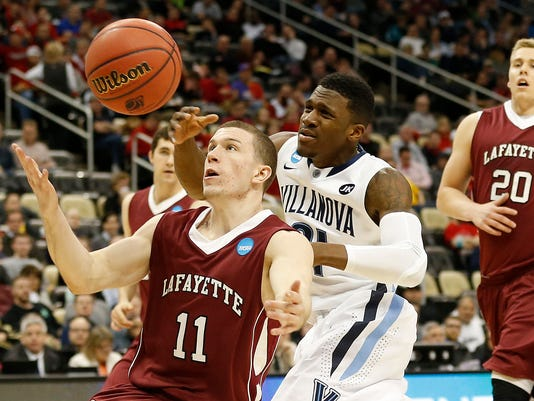 NCAA Basketball: NCAA Tournament-2nd Round-Villanova vs Lafayette