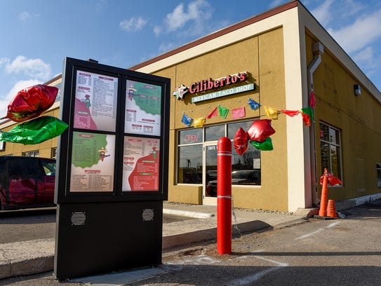 Giliberto's Mexican Taco Shop is the new 24-hour Mexican