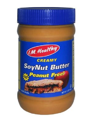 I.M. Healthy is recalling SoyNut Butter products