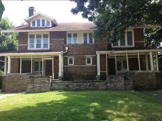 Newbury Living is also renovating 4018-4020 Ingersoll Ave., known as the Stockdale Double House, which was built in 1909.