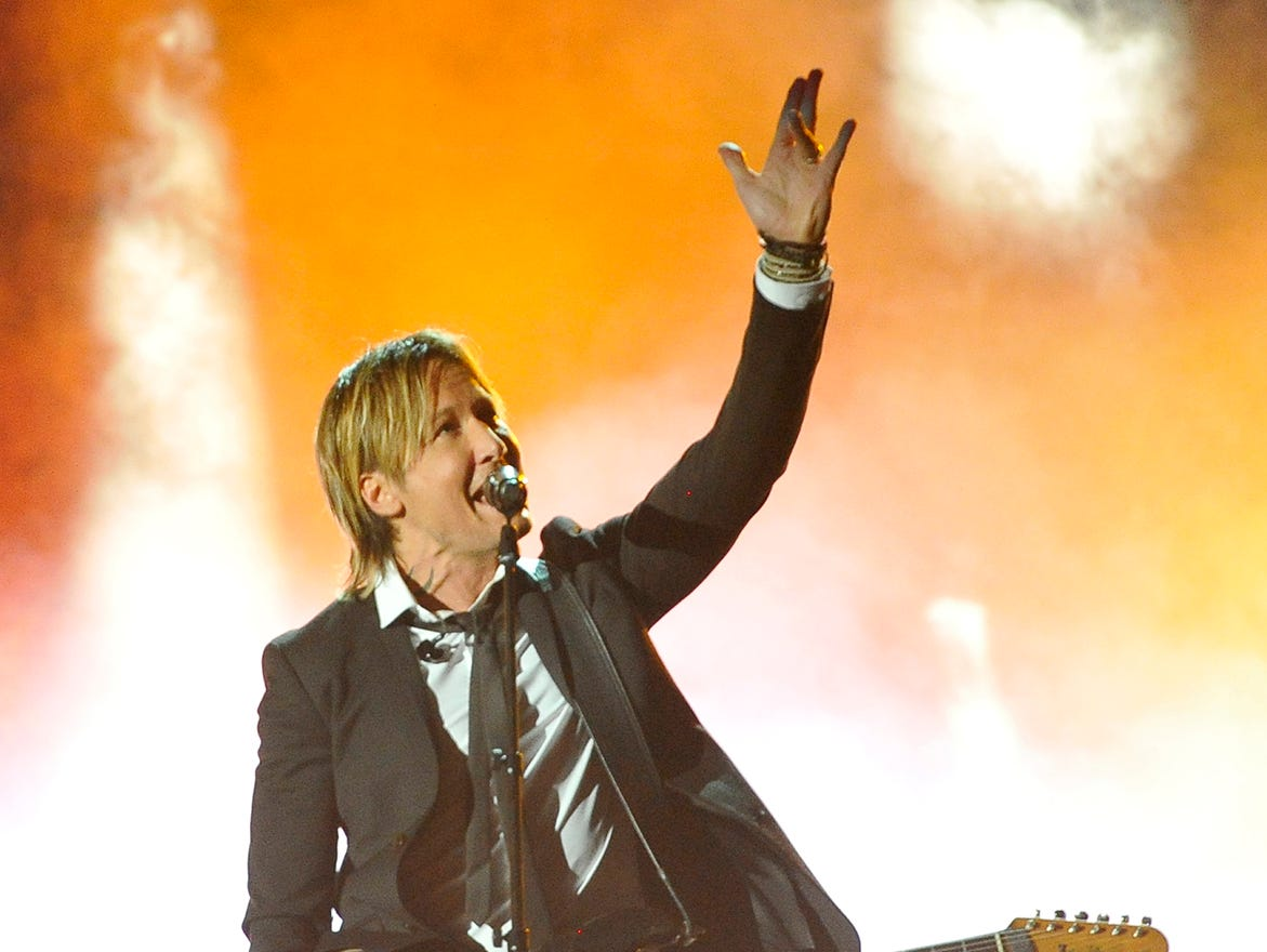 "Keith Urban's much celebrated ""Ripcord"" hits another milestone."