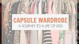 capsule wardrobe image