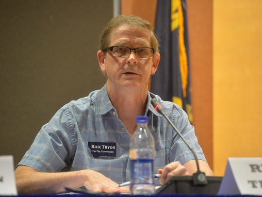 City Commission candidates forum on Monday evening