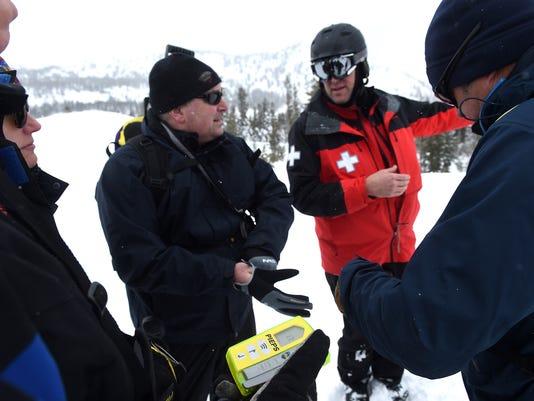 Mt Rose Ski Patrol