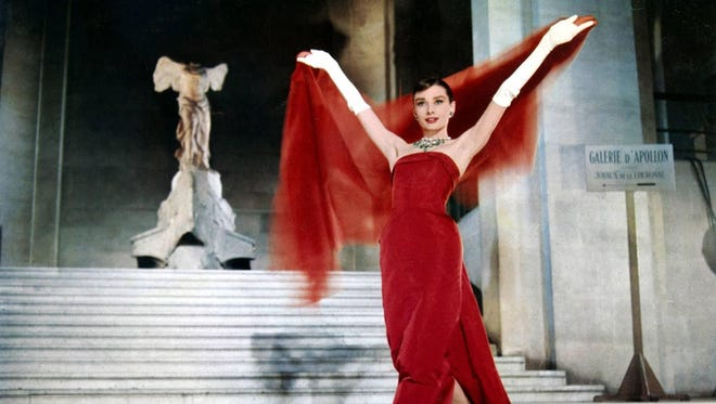 """""""Funny Face"""" starring Audrey Hepburn will be shown Sunday at Cinemapolis as part of its Family Classics Picture Show series."""