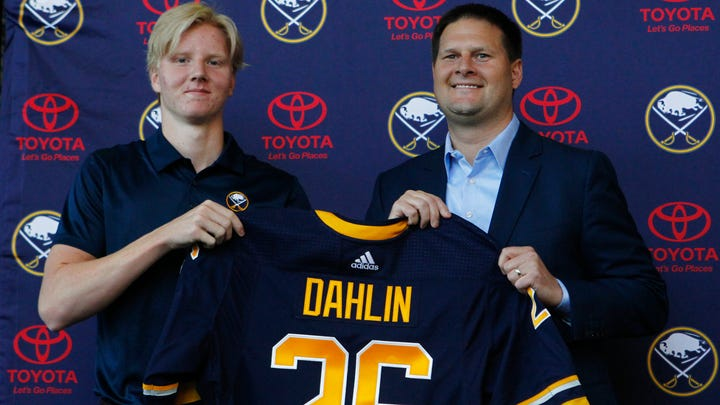 Is this the draft that puts Sabres over hump? Time only knows