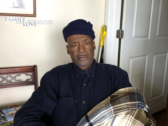 Lemuel Sawyer, 61, and his sisters are among those who have benefited from Keith's decision. His family was forced out when he was a boy, but he returned to Hamtramck in 2014 to live in a new two-story home. His parents are dead.