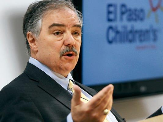 El Paso Children's Hospital CEO Mark Herbers