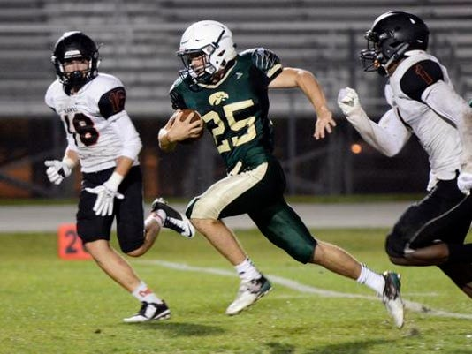 High School Football: Spruce Creek at Viera