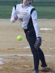 West Milford junior softball standout Jess Perucki