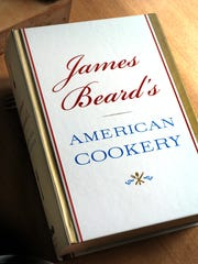 Beard championed American regional cooking, showing