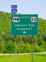Kingsport, a city of about 53,000, is located in northeastern Tennessee.