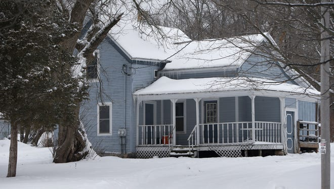 This Butternut Ridge Road home in the Town of Royalton was the scene of the March 1992 stabbing deaths of Timothy Mumbrue and Tanna Togstad.
