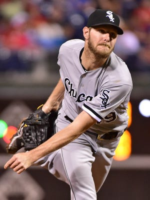 Chris Sale is both dominant and a good bargain, making him perhaps the ultimate winter trade chip.