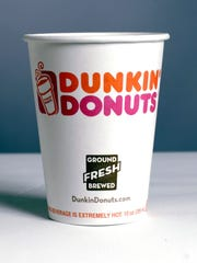 Dunkin Donuts is being sued by controversial businessman