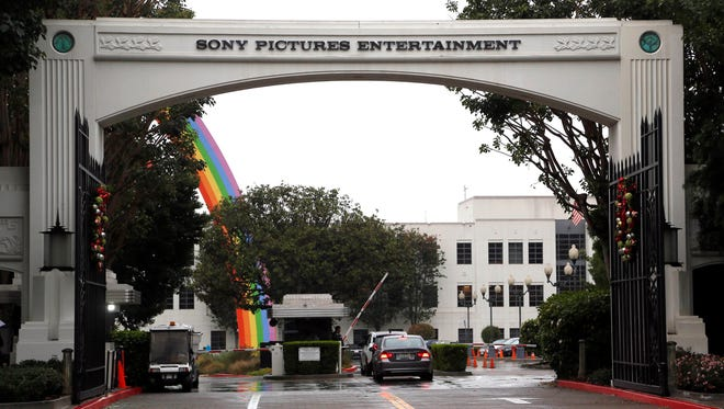Sony Pictures Entertainment is based in Culver City, Calif.