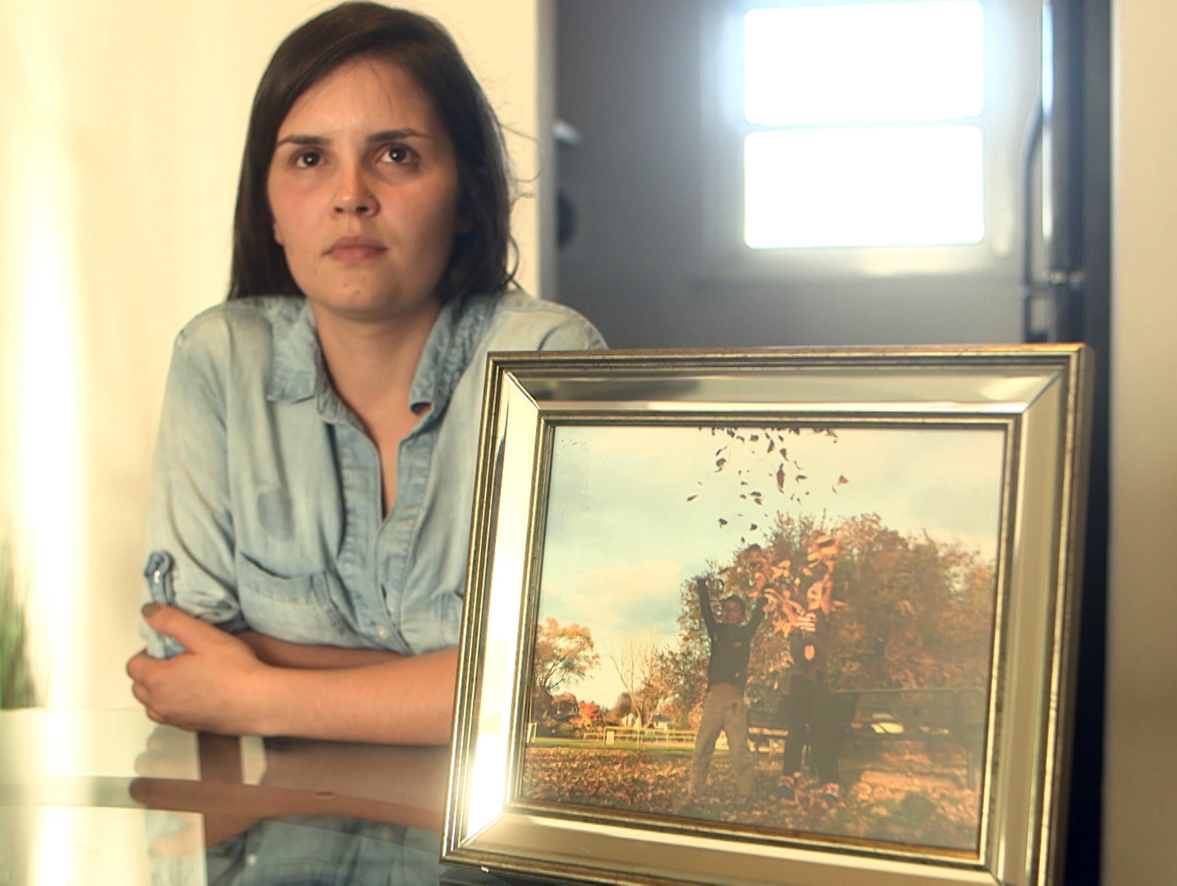 Vivane Ferreira Leite, 29, of Ocean, a Brazilian native.