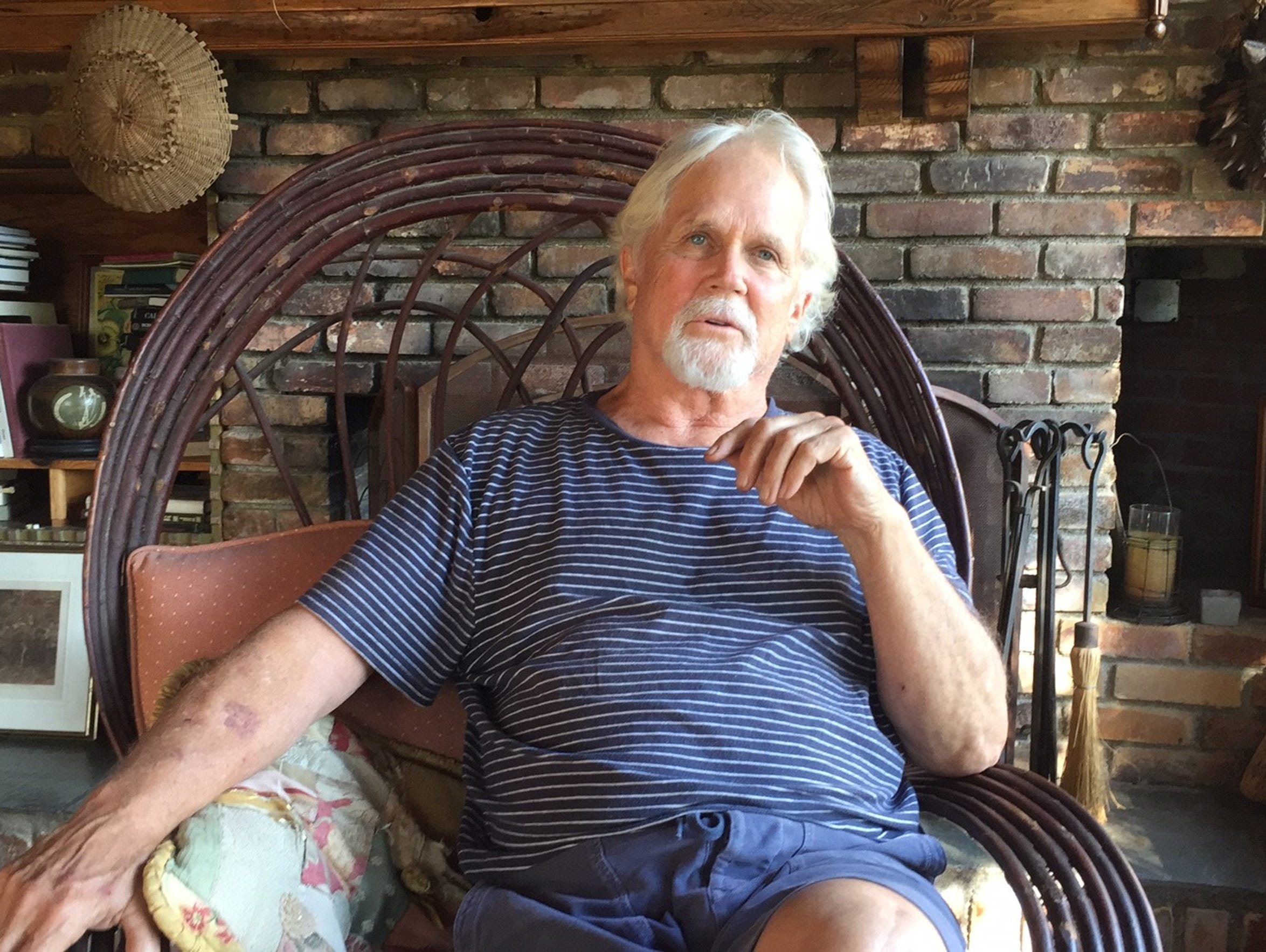 Tony Dow says he was ready for serious roles after