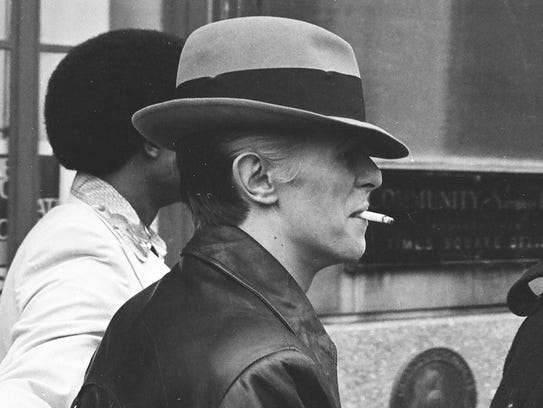The Memorial Art Gallery is hosting a Bowie Birthday