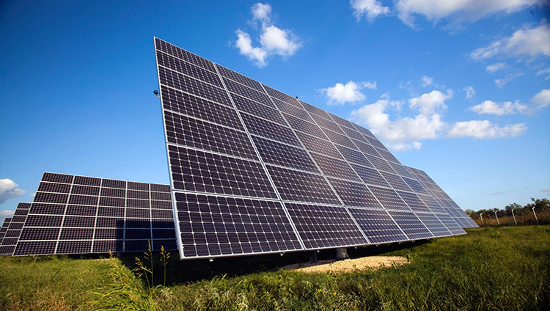 Haskell County Solar Farm Coming Online Soon