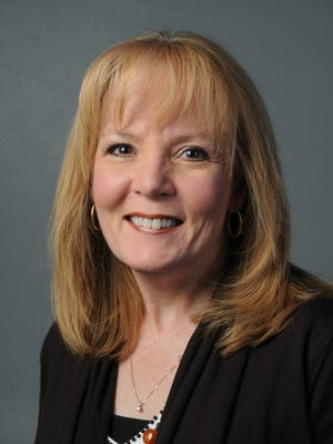 Vickie Hardin, with the Bossier Parish Library
