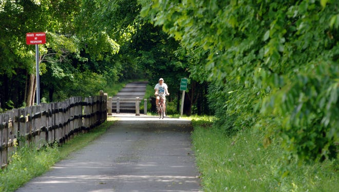 In Dutchess, the Harlem Valley Rail Trail runs from the Metro-North station in Wassaic north to the Village of Millerton. A planned extension will connect Millerton through the northern portion of Dutchess to existing portions of the trail in Columbia County.