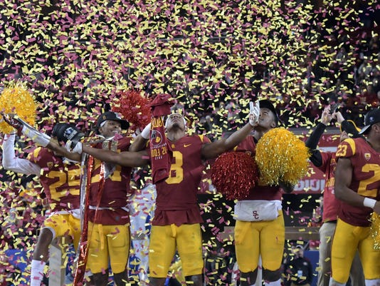 NCAA Football: Pac-12 Championship-Southern California vs Stanford