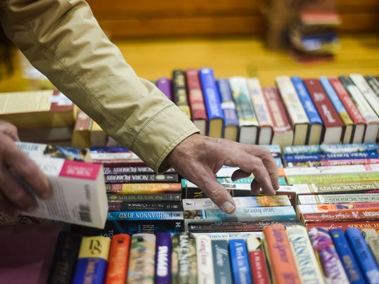 Donate books now for the YWCA Hanover Used Book Sale Nov. 6-8.