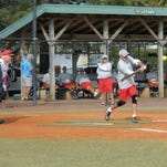 Senior Softball: American Legion, Kurt's tied for first in Gulf Coast Division
