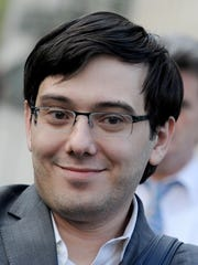 Former Turing Pharmaceuticals CEO Martin Shkreli