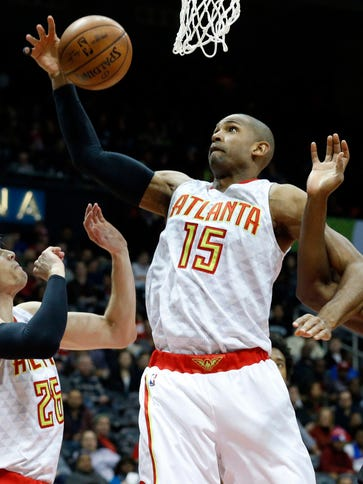 The Hawks might be better off trading Al Horford at