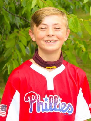 """Favorite DNLL memory: """"My favorite experience was having good coaches that supported me.""""   Jackson Finn"""