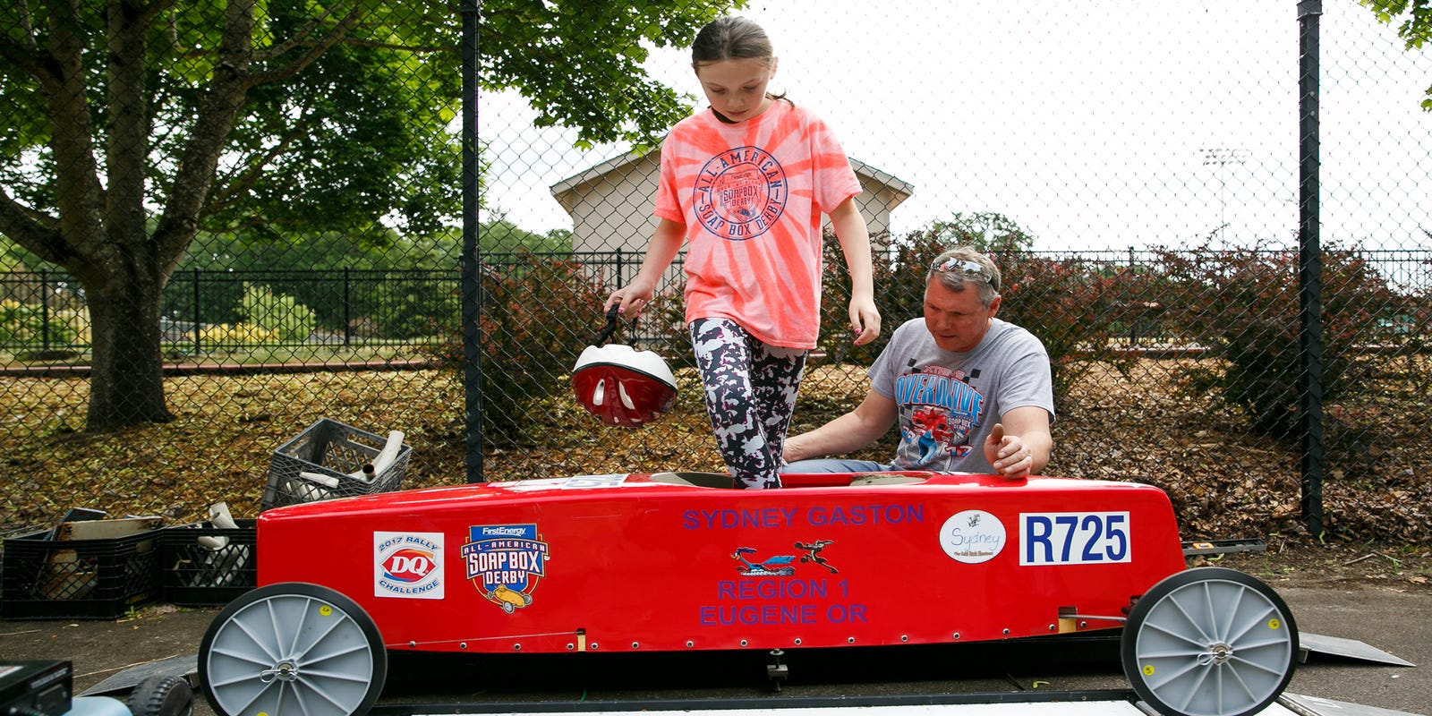 Salem hosts Best in the West Soap Box Derby races 8a50c46b8400a