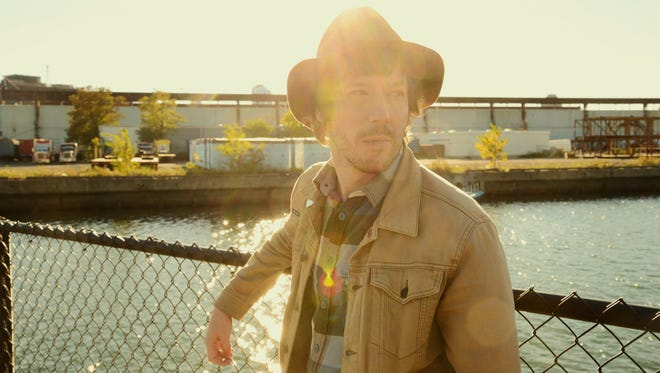 """Johnny Gallagher will perform songs from his solo debut album """"Six Day Hurricane"""" at World Cafe Live at the Queen Friday night in Wilmington."""