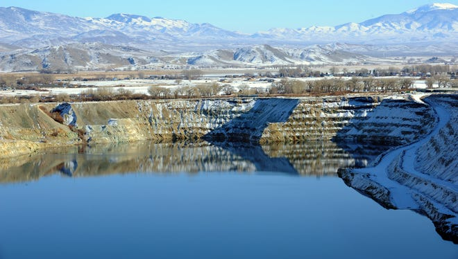 The U.S. EPA Region 9 Superfund Division is hosting a community meeting for the Anaconda Mine cleanup project from 1:30 to 3:30 p.m. Thursday at the Central Branch Library meeting room in Yerington.