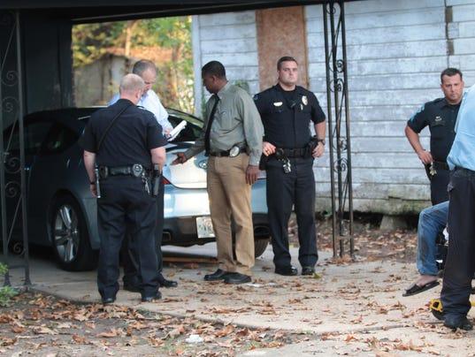 Shooting Update: Update: Man Shot In Home Invasion
