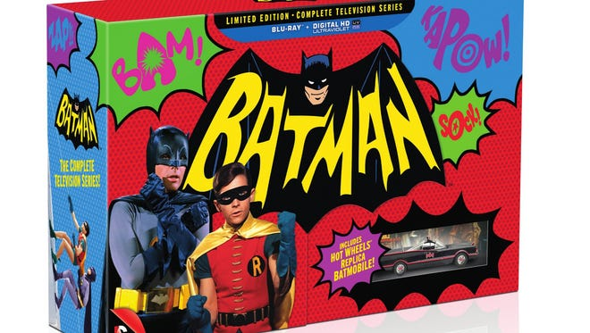 'Batman: The Complete Television Series' Limited Edition