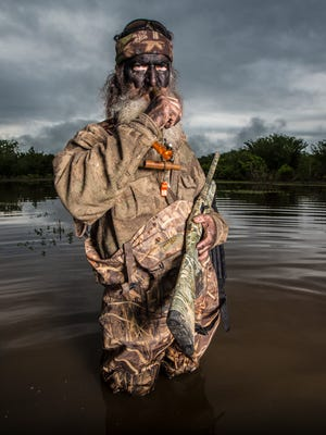 'Duck Dynasty' patriarch Phil Robertson puts the family's product to the test.