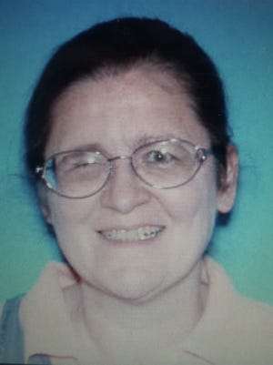Leslie Nelsen, 61, has been missing since Friday afternoon and is considered endangered. the photograph attached The photo is from 1997, the most recent available. Please call the Cape Coral police at 239-574-3223 if you have information about her whereabouts.