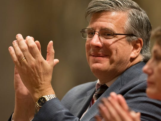 Wisconsin state Rep. John Nygren, R-Marinette (above), and state Rep. Jill Billings, D-La Crosse, are co-sponsors of a bill in the Legislature that would require state Department of Natural Resources to notify counties within seven days when a water discharge permit-holder has violated groundwater quality standards.
