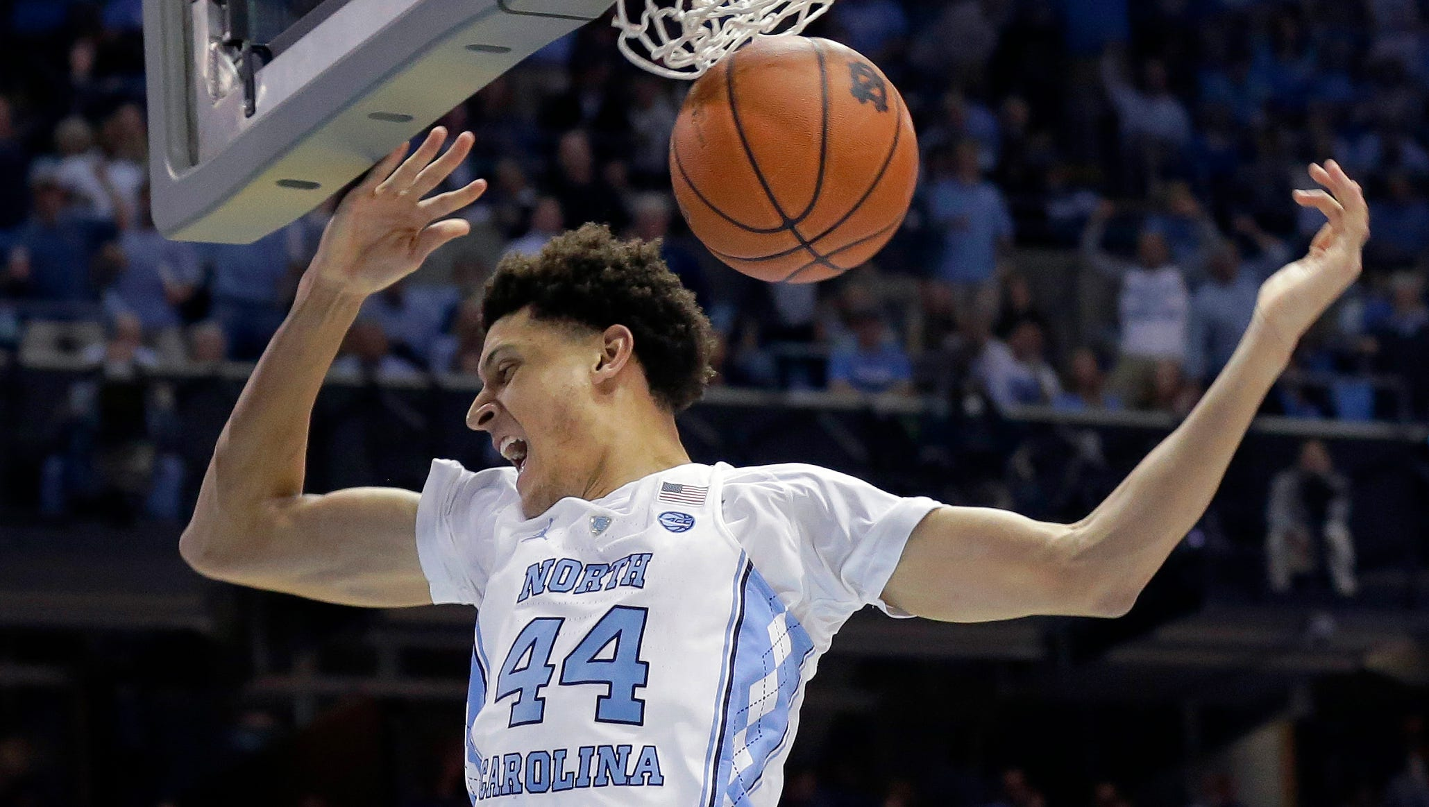 Justin Jackson After Pistons Workout Wasn T Ready For Nba Until Now