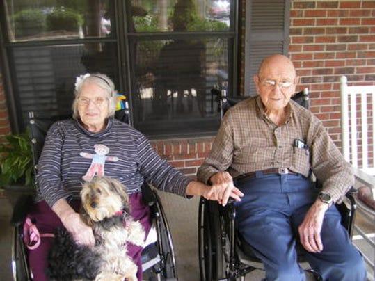 Anniversaries: Ormand Williams & Daphne Williams