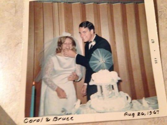 Engagements: Carol Boren & Bruce Boren