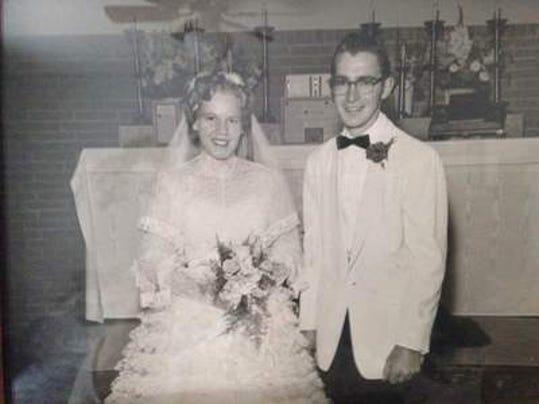 Anniversaries: Eugene Reecy & Agnes Reecy