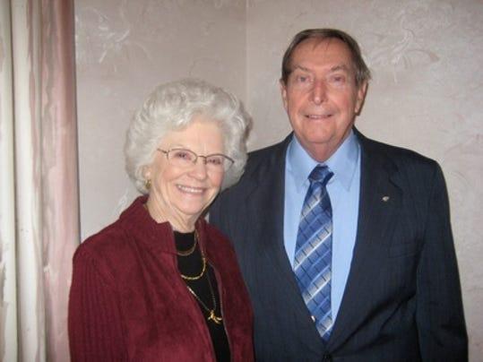 Anniversaries: Richard Costin & Kaye Costin