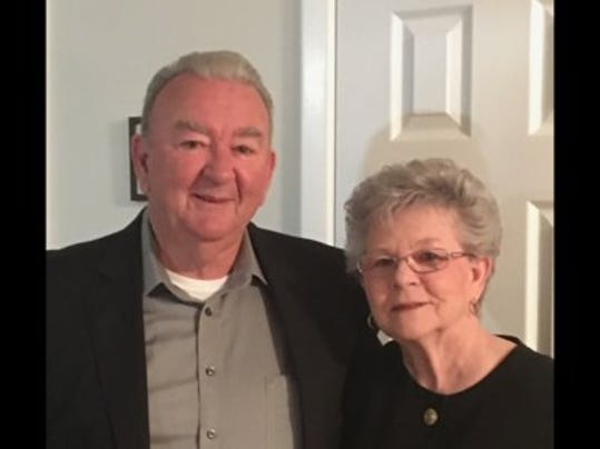 Anniversaries: Steven Ball & Judy Ball